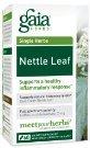 Gaia Herbs Nettle Leaf, 60-capsule Bottle