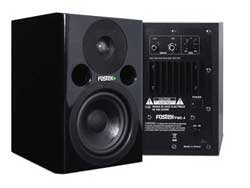 Fostex PM0.4 Active Studio Monitors (Pair)(Black)