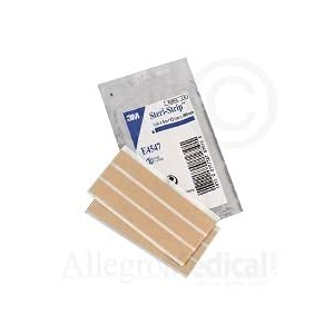 3m Steri Strip Skin Closures 1 4 X 3