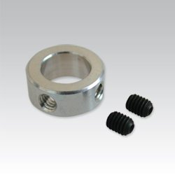 Thunder Tiger RC PV0018 Main Shaft Lock Ring, E550 - 1