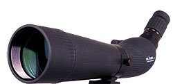 Olivon T90ED 23-68x90 Spotting Scope - High Power Zoom Eyepiece - High Resolution ED Glass - Fully Waterproof and Fog Proof - Perfect For Bird Watching - Supplied with Stay on Case - 10 Year Manufacturer Guarantee.