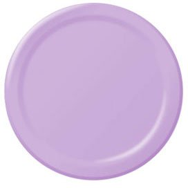 Lavender Paper Dinner Plates (20ct)
