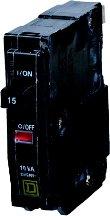 Single Pull Circuit Breaker Square D - Sq D 20Amp Sgl Pole *Q0120* - Q0120
