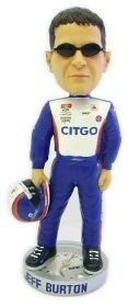 Jeff Burton #99 Driver Suit Forever Collectibles Bobble Head by Hall of Fame Memorabilia