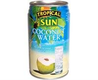 Tropical Sun 100% Natural Coconut Water 330ml