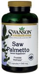 Saw Palmetto 540 mg 250 Caps by Swanson Premium