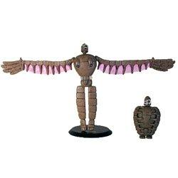 Laputa: Castle in the Sky: Robot Soldier (Set of 2) (PVC Figure)