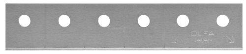 Olfa 9986 Ctb-5 Carton Cutter Snap-Off Blade, 5-Pack