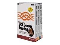 Microsoft SQL Server Training - self-training course - CD - German