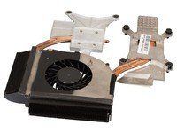 HP 599514-001 CPU base enclosure (chassis bottom) - For use on models with 13.3-inch displays