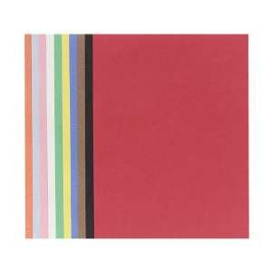 Riverside Paper Groundwood Assorted Color Construction Paper, 9in. x 12in. - 1