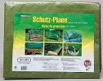 WINDHAGER 6415 PE-Schutz-Plane 3x4 m grün