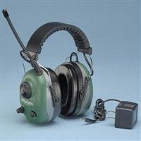 Elvex Com-660R Quiet Tunes, Ear Muffs With A Sensitive Am / Fm Radio & Rechageable Battery, 22 Db Nrr, Weight: 16.1 Oz.