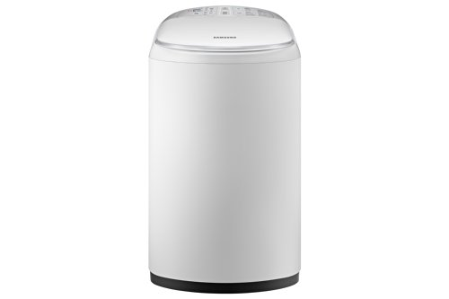 Samsung Baby Care Washer, White, For Baby Clothes And Reusable Diapers