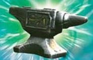 Skylanders Spyros Adventure LOOSE Mini Figure Anvil Rain Includes Card Online Code - 1