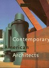 Contemporary American architects /