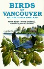 Birds of Vancouver and Lower Mainland Robin Bovey