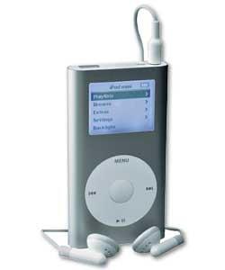 Apple iPod mini 6GB - Silver [M9801B/A]