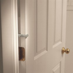 Door Finger Guard (2 Pack, Gray) from KidCo - 1