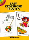 Easy Crossword Puzzles (Dover Little Activity Books)