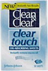 J&J-Baby Clean & Clear Oil Absorbing Sheets, Portable - 50 Ct