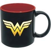 Wonder Woman-Tazza, motivo: Rosso iridescente Insignia w/20 ml 07740-Tazza in ceramica
