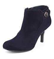 M&S Collection Buckle Trim Boots with Insolia®