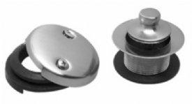 overflow replacement trim kits universal htrlt sc bathroom sink drains
