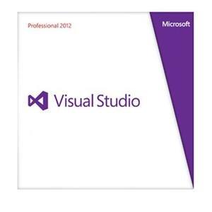 Microsoft, Visual Studio Pro 2012 (Catalog Category: