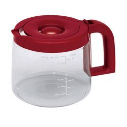 KitchenAid KCM5C14ER Coffeemaker/Urn 14 Cup Carafe, Empire Red