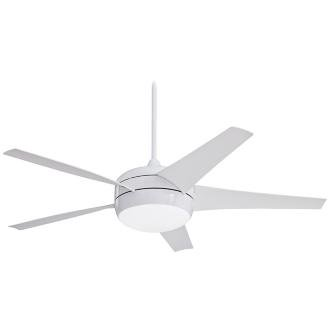 Emerson Fans CF955WW Midway Eco 4 Light Indoor Ceiling Fans in Appliance White