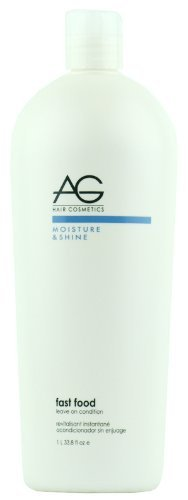 AG Hair Fast Food Leave On Conditioner,  33.8 Fluid Ounce (Ag Hair Cosmetics Fast Food compare prices)
