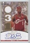 Daniel Gibson/50 #3/50 Cleveland Cavaliers (Basketball Card) 2007-08 Fleer Hot Prospects Stat Tracker Jersey Autographs #13 Amazon.com