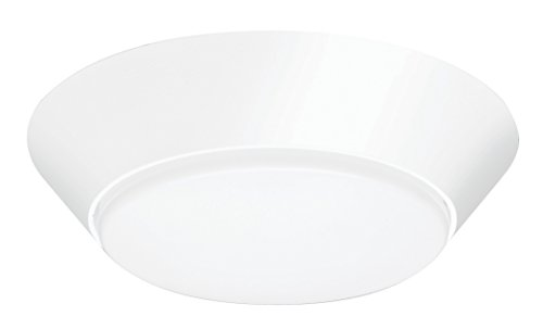 Lithonia Lighting Fmml 7 827 M6 7-Inch 2700K Led Small Versi Round Flush Mount, White