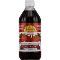 Dynamic Health Labs Pomegranate Juice Concent 16Oz ( Multi-Pack)
