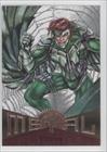 [Missing] (Trading Card) 1995 Fleer Marvel Metal Silver Flasher #81