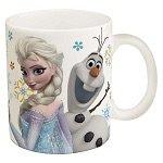 Zak Designs Disney'S Frozen Princesses Elsa And Anna Ceramic Mug, 12.5-Ounce, Multicolor
