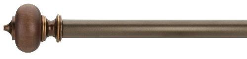 Umbra Postella 36-Inch to 72-Inch Drapery Rod