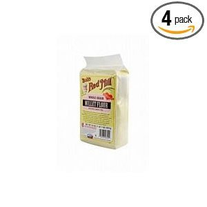 Bob's Red Mill Flour Whole Grain Millet, 23-Ounce (Pack of 4) by KeHE Distributors