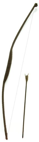 """Katniss Deluxe 49"""" Bow & Arrow Costume Accessory Set One Size"""