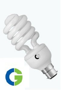 Crompton Greaves Direct Fit 65 Watt CFL Bulb (Cool White) Image