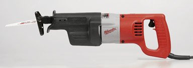 Review Milwaukee 6509-31 12 Amp Sawzall Reciprocating Saw Kit