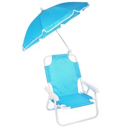 Childrens Beach Chair Color Blue by Ababy