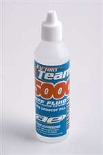 Team Associated 5453 Factory Team Silicone Differential Fluid, 5000CST