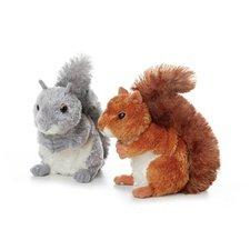 Nutsie Brown Squirrel 6.5