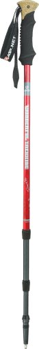 ATP Wonderful Trek * 1x Pair Aluminum Alloy 7075 Anti-shock Trekking Pole Hiking Pole Walking Stick Adjustable