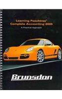 Learning Peachtree Complete Accounting 2009 and CD Peachtree Complete 2009 Package