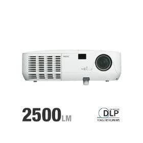 2500 Lumens XGA DLP Projector