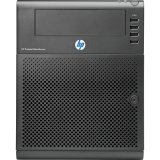HP ProLiant MicroServer 704941-001 Ultra Micro Tower Server - 1 x AMD Turion II Neo N54L 2.2GHz