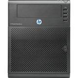 HP ProLiant MicroServer 704941-001 Ultra Micro Tower Server - 1 x AMD Turion II Neo N54L 2.2GHz